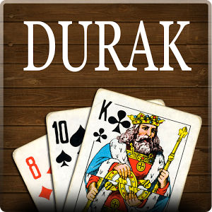 Durak card game icon