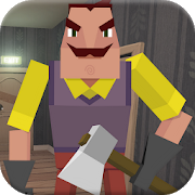 Hello Survival Neighbor 3D Escape icon