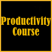 Productivity Course icon