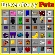 Inventory Pets mod for MCPE icon