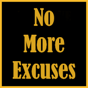 No More Excuses icon