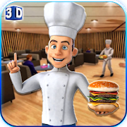 Real Cooking Games - Top Chef Virtual Kitchen icon