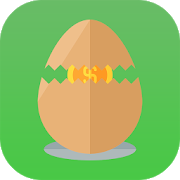 Make money - earn cash free icon