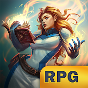 Heroes of Destiny: Fantasy RPG, raids every week icon