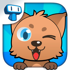 My Virtual Pet - Cute Animals Free Game for Kids icon