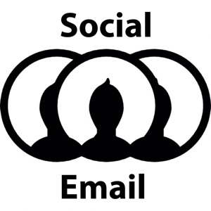 Login multiple account for Social, Email and web icon