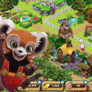 Brightwood Adventures:Meadow Village! icon