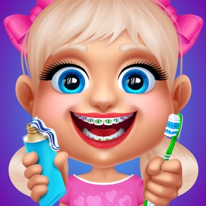Dentist Care Games icon