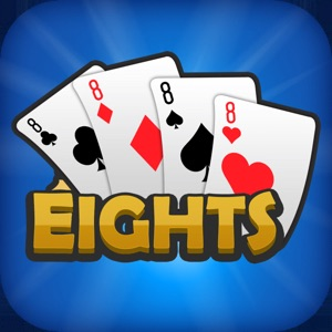 Crazy Eights - Classic Cards icon