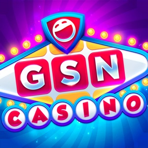 GSN Casino: Slot Machine Games icon