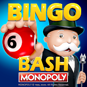Bingo Bash featuring MONOPOLY: Live Bingo Games icon