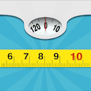 Ideal Weight - BMI Calculator & Tracker icon