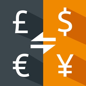 Currency converter, live rates icon