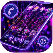 Neon Launcher Theme icon