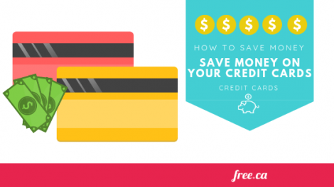 save money on your credit cards