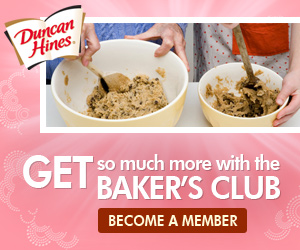Bake with Duncan Hines