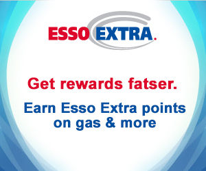 Esso Extra Points Card
