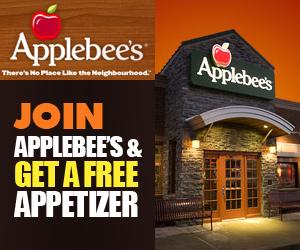 Join the Applebees's Neighbourhood