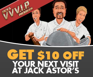 Jack Astor's VVV.I.P.