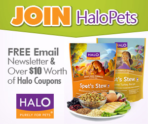 Join Halo and Get Great Coupons