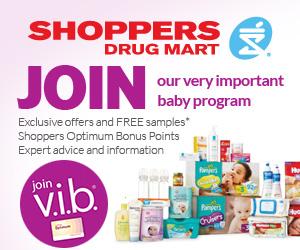 Join the Shoppers V.I.B. Program