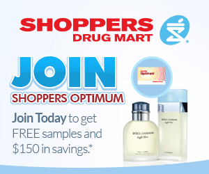 Collect Shoppers Optimum Points