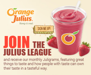 Join the Julius League