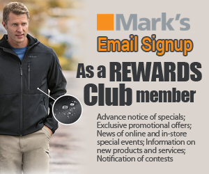 Mark's Rewards Club