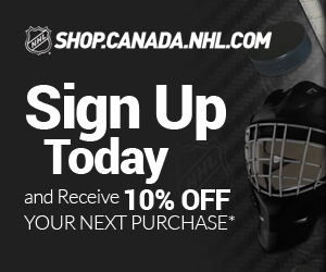 Join the NHL Mailing List