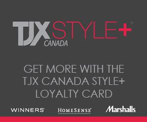 Get the TJX Style+ Card
