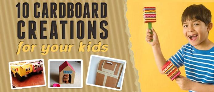 10-cardboard-creations