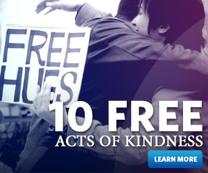 10 Free Acts of Kindness