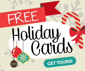 Exclusive Free Printable Christmas Cards