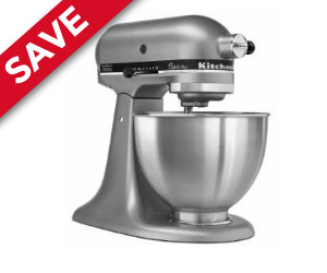 Save 50% off a KitchenAid Stand Mixer