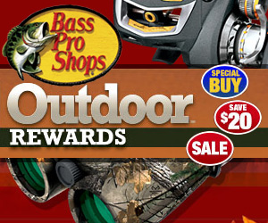Bass Pro Shops Outdoor Rewards