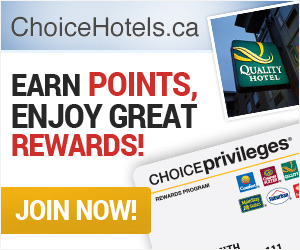 Choice Hotels Choice Privileges