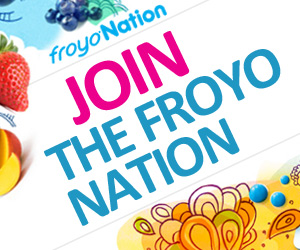 Join the froyo Nation