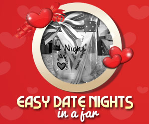 Easy Date Nights in a Jar
