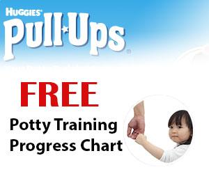 Free Potty Training Progress Chart