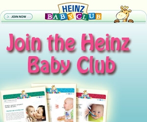 Join the Heinz Baby Club