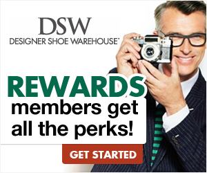 Sign Up for DSW Rewards