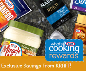 Save with Kraft Coupons