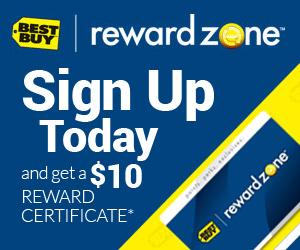 Best Buy Reward Zone
