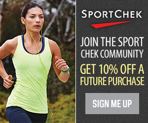 Join the Sport Chek Community