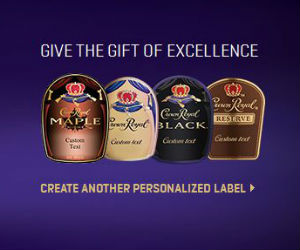 Free Personalized Crown Royal Labels