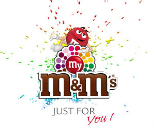 Get Valuable Coupons from My M&M'S