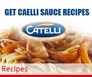 Get Catelli Sauce Recipes