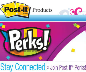 Join for Post-it Perks