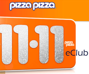 Pizza Pizza Club 11-11