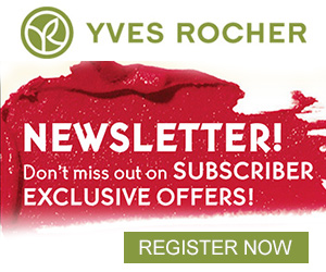 Yves Rocher Exclusive Offers